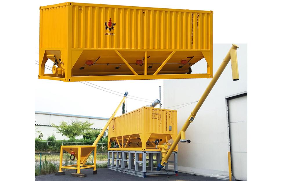 Container Silo
