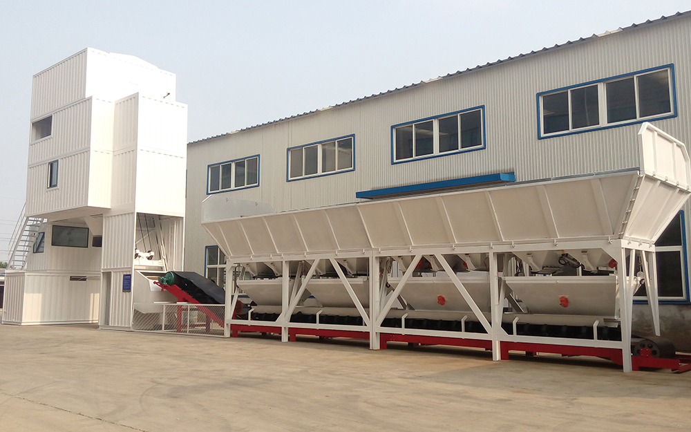Other Concrete Batching Plant